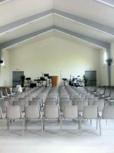 L'Eglise vous accueille...